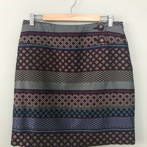 Maeve Anthropologie Skirt